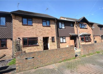 Thumbnail 3 bed terraced house for sale in Fallowfield, Yateley, Hampshire