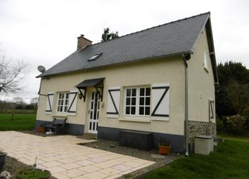 Thumbnail 2 bed cottage for sale in Le Mesnillard, Basse-Normandie, 50600, France