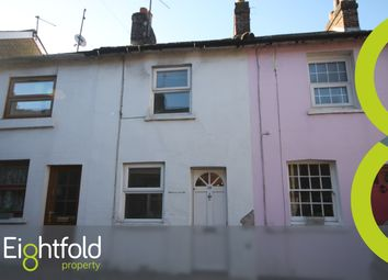 Thumbnail 2 bed terraced house to rent in Thomas Street, Lewes