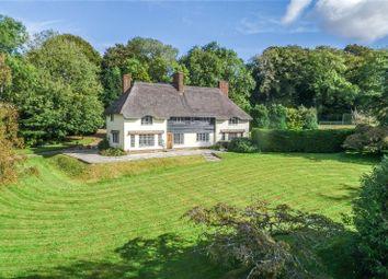 Thumbnail 7 bed detached house for sale in Hambledon Road, Hambledon, Hampshire
