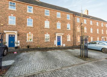 Thumbnail 4 bed terraced house for sale in Disraeli Square, Aylesbury