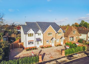 Thumbnail 4 bed end terrace house for sale in Spencers Place, Burwood Road, Hersham