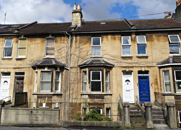 Thumbnail 4 bed terraced house for sale in Victoria Terrace, Oldfield Park, Bath