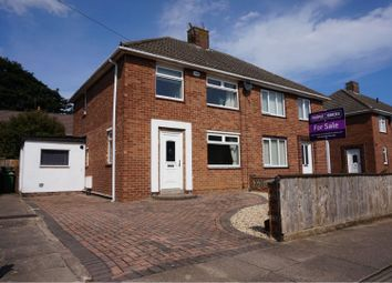 Thumbnail 3 bed semi-detached house for sale in Southwold Crescent, Scartho
