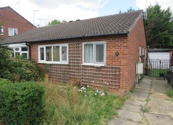 Thumbnail 2 bed semi-detached bungalow for sale in Sorrell Close, Luton