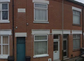 Thumbnail 2 bed terraced house to rent in Woodland Road, North Evington, Leicester