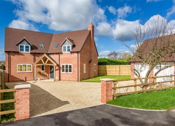 Thumbnail 4 bed detached house for sale in Broadway Lane, Fladbury, Pershore, Worcestershire