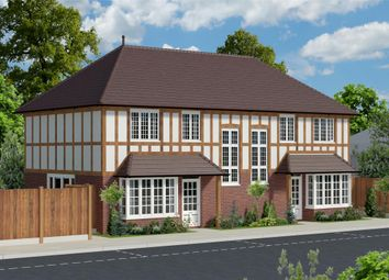 Thumbnail 2 bed semi-detached house for sale in 1B St. Augustines Place, St. Augustines Avenue, Bromley, Kent