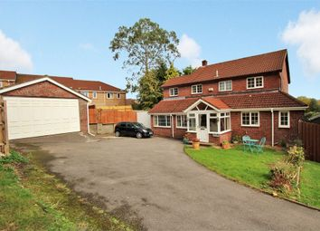 Thumbnail 5 bed detached house for sale in Rambler Close, Thornhill, Cardiff