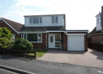 Thumbnail 3 bed detached house for sale in Worsley Close, Holton Le Clay, Grimsby