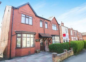 Thumbnail 3 bedroom semi-detached house for sale in Cherry Tree Lane, Great Moor, Stockport, Cheshire