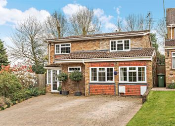 Thumbnail 4 bed detached house for sale in Woodfield Road, Radlett