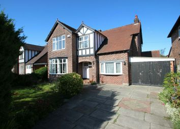 Thumbnail 4 bedroom detached house for sale in Fownhope Avenue, Sale