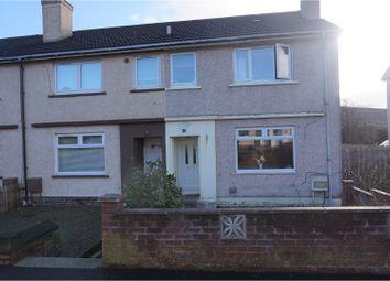 Thumbnail 2 bed terraced house for sale in Shavian Terrace, Kilwinning