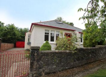 Thumbnail 5 bed bungalow for sale in Colquhoun Street, Helensburgh, Argyll And Bute