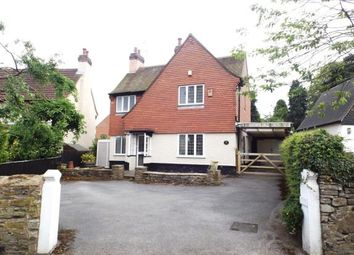 Thumbnail 4 bed detached house for sale in Ashgate Road, Ashgate, Chesterfield, Derbyshire