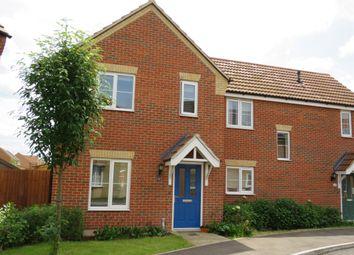 Thumbnail 2 bed semi-detached house for sale in Braeburn Road, Deeping St. James, Peterborough