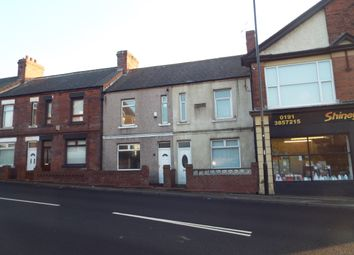 Thumbnail 2 bed terraced house to rent in Boult Terrace, Shiney Row