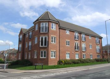 Thumbnail 2 bed flat for sale in Lacemakers Court, Rushden