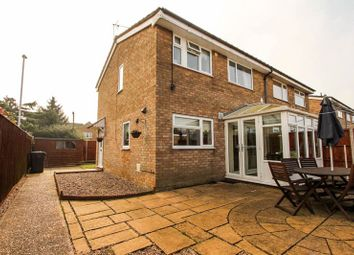 Thumbnail 3 bedroom semi-detached house for sale in Martin Close, Soham, Ely