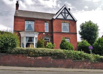Thumbnail 4 bed detached house for sale in Whittington Hill, Old Whittington, Chesterfield