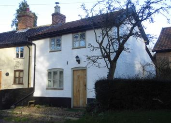 Thumbnail 1 bed cottage to rent in The Street, Aslacton