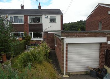 Thumbnail 3 bed semi-detached house for sale in Sheephill, Burnopfield, Newcastle Upon Tyne