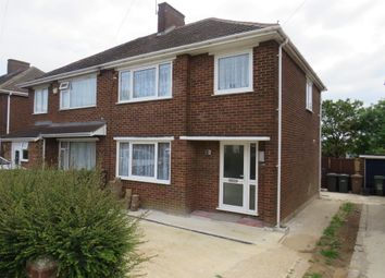 Thumbnail 3 bedroom semi-detached house for sale in Rossfold Road, Luton