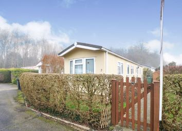 Thumbnail 1 bed mobile/park home for sale in Red Leaf Close, Orchards Residential Park, Slough