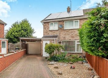 Thumbnail 3 bedroom semi-detached house for sale in Glenton Street, Peterborough, Cambs