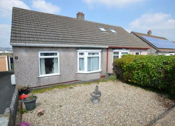 Thumbnail 2 bedroom semi-detached bungalow for sale in Villiers Close, Plymouth, Devon