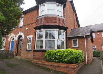 Thumbnail 2 bed flat to rent in Highbridge Road, Wylde Green, Sutton Coldfield