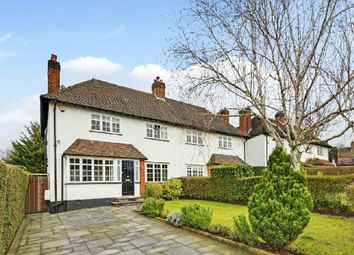 Thumbnail 4 bed semi-detached house for sale in Brookland Close, Hampstead Garden Suburb