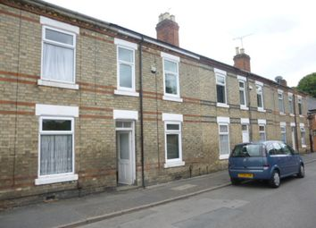 Thumbnail 4 bed terraced house to rent in Leman Street, Derby