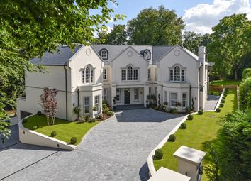 Thumbnail 6 bed detached house for sale in The Spinney, Oxshott, Leatherhead
