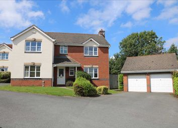 Thumbnail 4 bed detached house for sale in Peterstow, 7 Everstone Rise, Ross-On-Wye