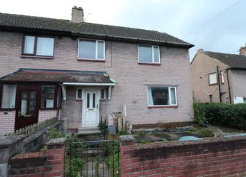Thumbnail 3 bed semi-detached house for sale in Warnell Drive, Carlisle