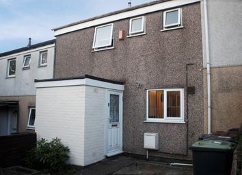 Thumbnail 3 bed terraced house for sale in Whitwell Close, Glossop, Derbyshire