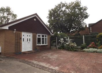Thumbnail 2 bed bungalow for sale in Budworth Close, Sandbach, Cheshire