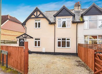 Thumbnail 3 bed semi-detached house for sale in Hernes Road, Summertown, Oxford