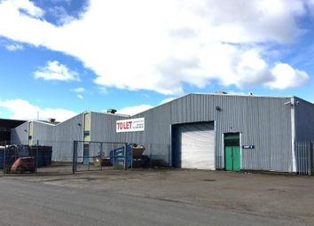 Thumbnail Warehouse for sale in Block 6, Arrol Road, Dundee