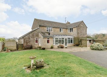 Thumbnail 4 bed detached house for sale in Back Lane, Winstone, Cirencester, Gloucestershire