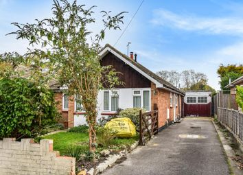 Thumbnail 3 bed detached bungalow for sale in Lightwater, Surrey