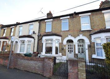 Thumbnail 2 bedroom terraced house for sale in Cromer Road, Romford