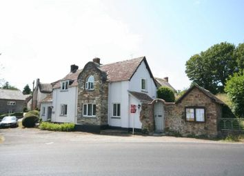 Thumbnail 3 bed detached house for sale in The Village, Jacobstowe, Okehampton