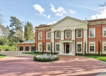 Old Avenue, St George's Hill, Weybridge KT13. 6 bed property for sale