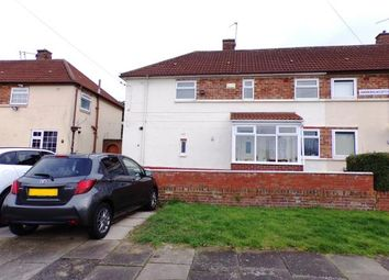 3 bed semi-detached house for sale in Harringworth Road, Goodwood, Leicester, Leicestershire LE5