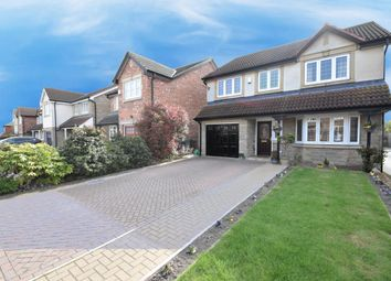 Thumbnail 4 bed detached house for sale in Elmwood Lane, Barwick In Elmet, Leeds