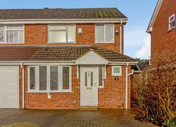 Thumbnail 3 bed semi-detached house for sale in The Spinney, Birmingham, Worcestershire