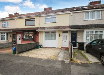 Thumbnail 3 bed terraced house for sale in Somermead, Bristol